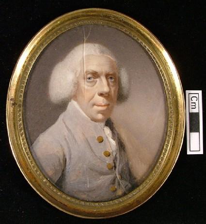Portrait of Revd Henry Harington