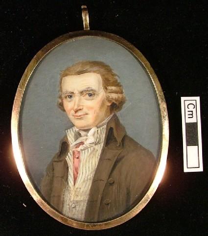 Portrait of Charles Macklin