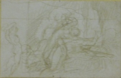 Study of Three Figures