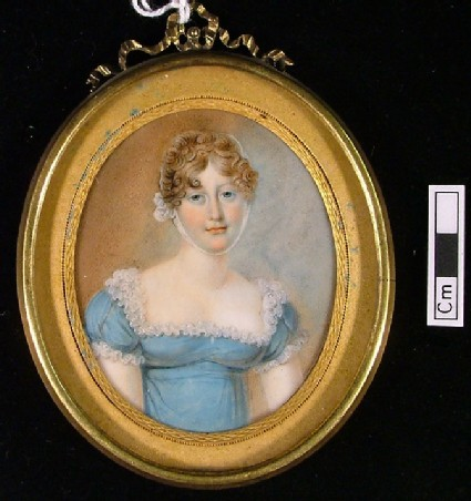 Portrait of Princess Sophia Mathilda of Gloucester