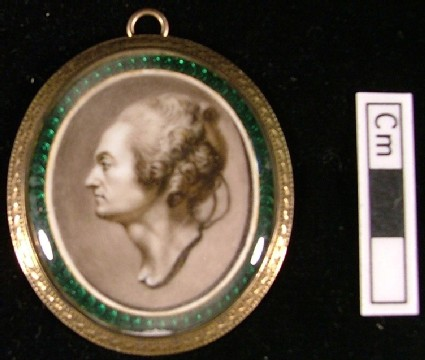 Portrait of Jean-Baptiste Greuze