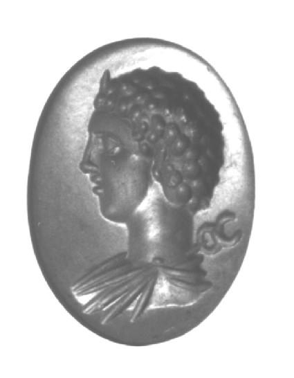 Intaglio gem, Hermes