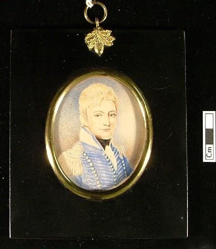 Portrait of Major John Fortnum