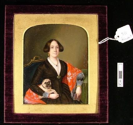 Portrait of Fanny Matilda Keats