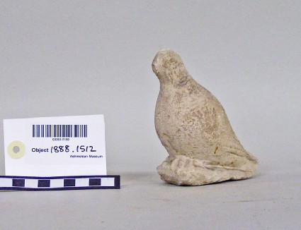 Stone dove, votive sculpture