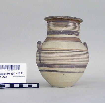 Bichrome IV belly amphora