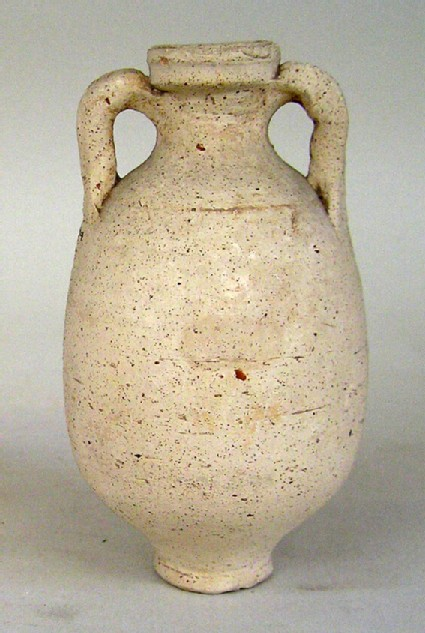 Amphora for serving wine at table or to the dead