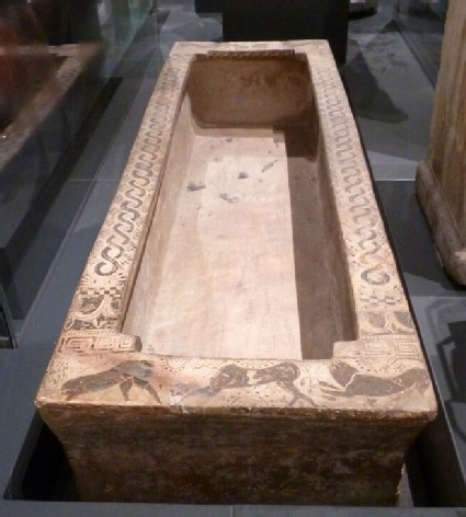 Clazomenian sarcophagus