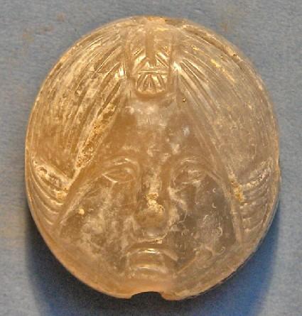 Cupid phalera