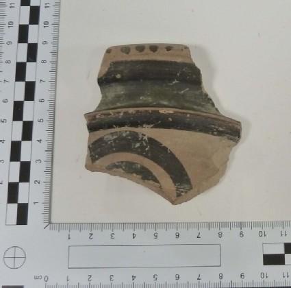 Amphora, rim neck
