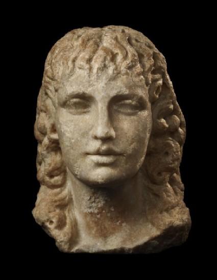 Head of Dionysus