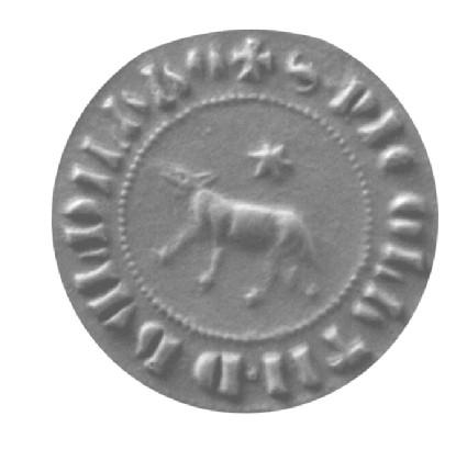 Seal matrix of Nicolutio of Valdivilla