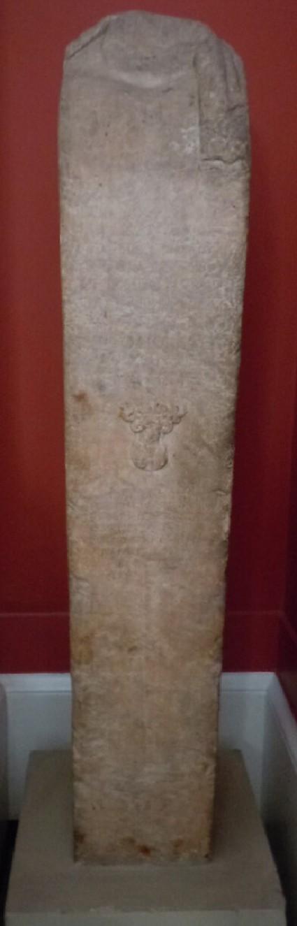 Terminal figure or herm of Aurelius Appianus Chrestus