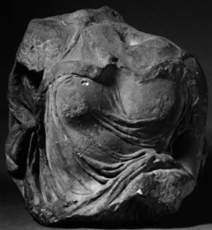 Cast of acroterion from the Temple of Hera, Argos