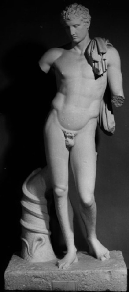 Cast of the Hermes of Andros