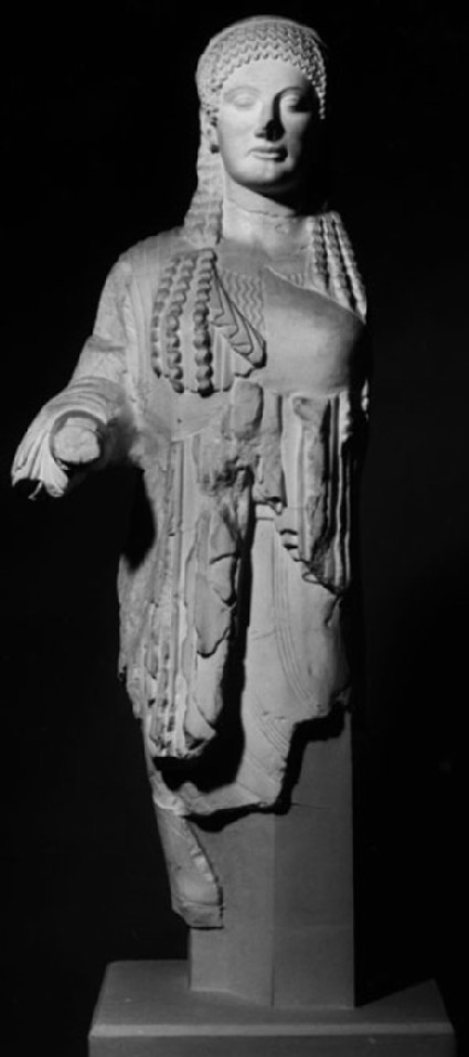Cast of Kore 684 from the Acropolis, Athens