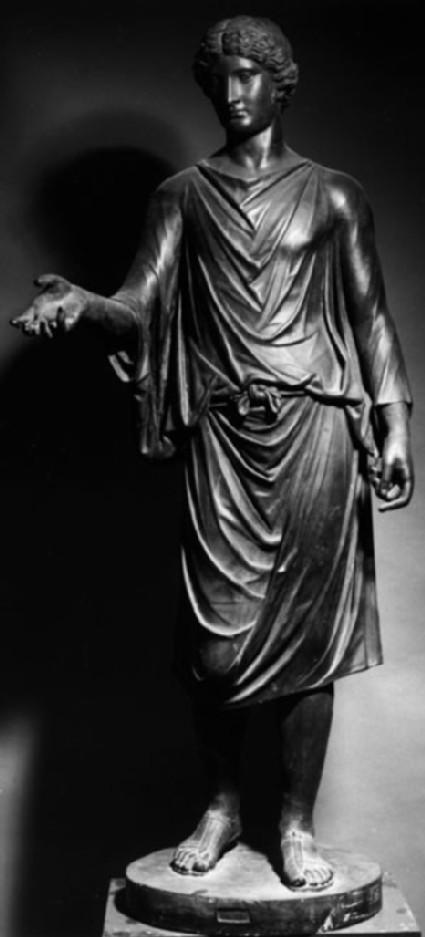 Cast of a statue of Camillus