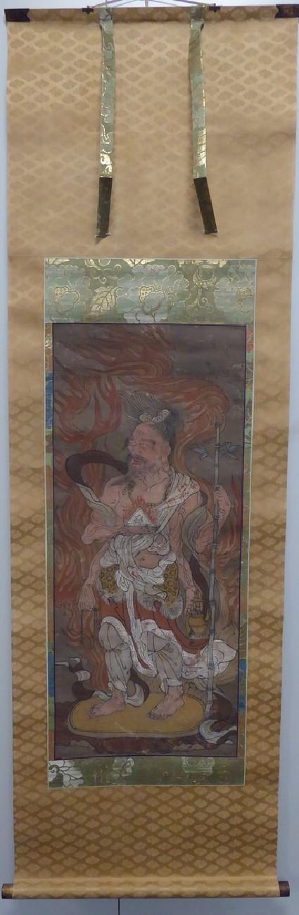 Buddhist deity, Kasen