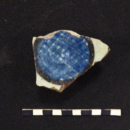 Base fragment with circle