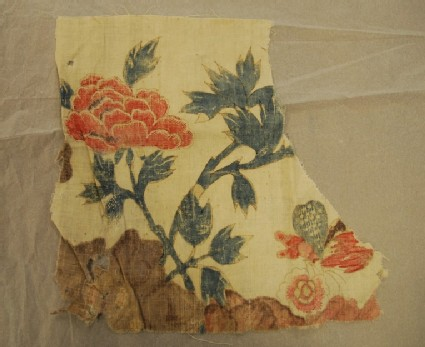 Chintz fragment