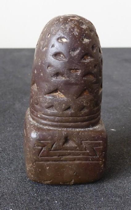 Stone linga