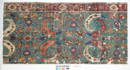 Sickle-leaf carpet fragment