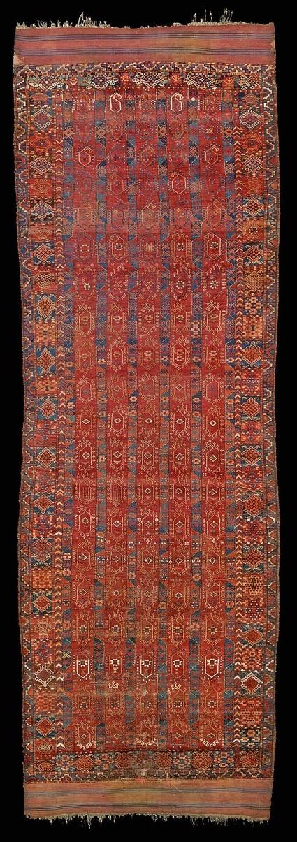 Turkmen Ersari carpet