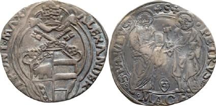 Modern coin