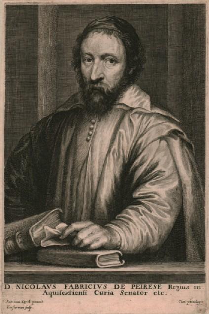 Portrait of Nicolas-Claude Fabri de Peiresc