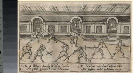 The Fencing room