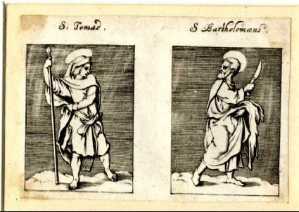 Saint Thomas and Saint Bartholomew