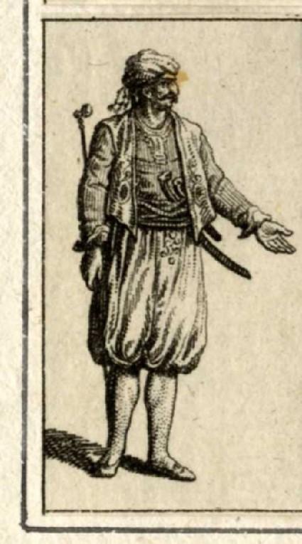 Turk soldier