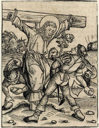 Martyrdom of Philip the Apostle