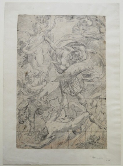 St Michael Triumphs over the Devil