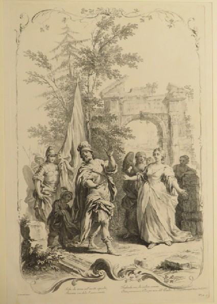 Jephthah and his daughter
