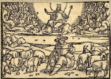 The Parable of the sheep and the goats or The Judgement of the nations or The Prophecy of the Last Judgement