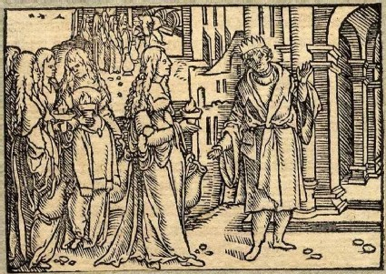 The Parable of the Wise and the Foolish Virgins