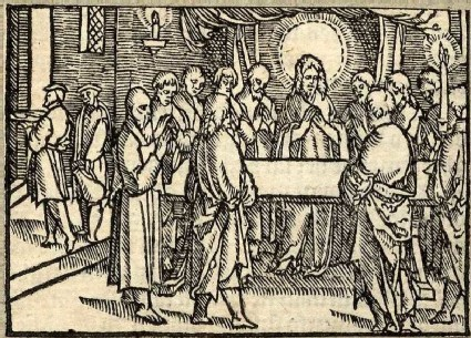 Farewell discourse of Jesus or Singing a hymn after the Last Supper