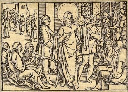 Officers sent to arrest Jesus