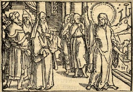 Woes of The Pharisees