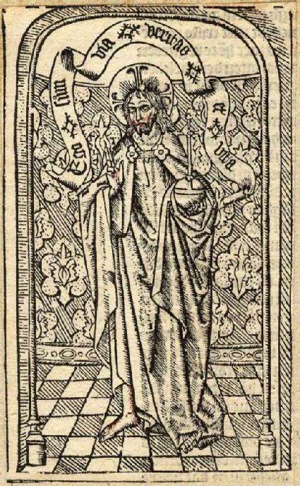 Jesus Christ as Salvator Mundi