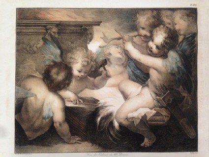Group of Putti