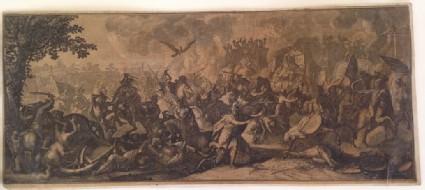 La Bataille d'Arbèles