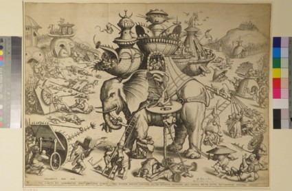 The siege of the elephant
