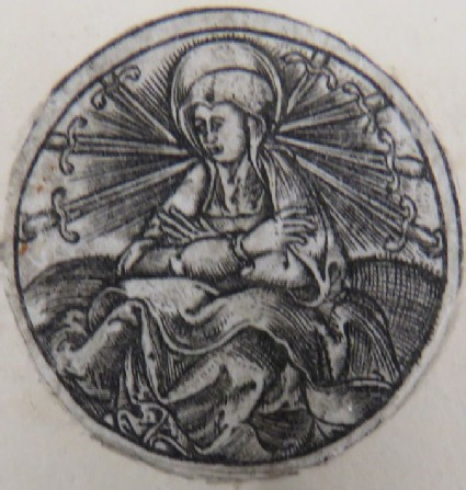 The seven pains of the Virgin