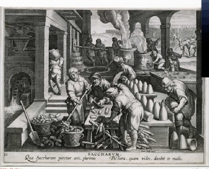 The invention of sugar refinery