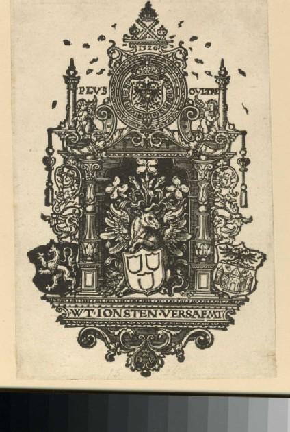 Device of the Antwerp Guild of St Luke