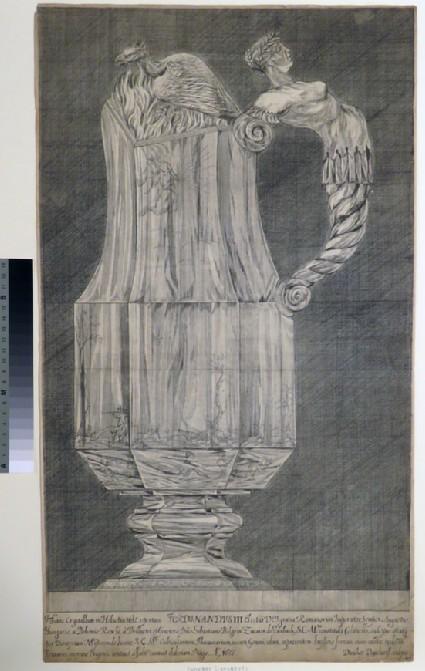 Crystal vase of Emperor Ferdinand III