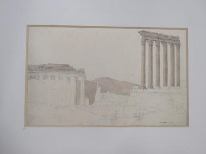 View of Baalbek
