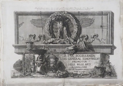 Vasi, candelabri, cippi, sarcofagi, tripodi, lucerne ed ornamenti antichi, volume II